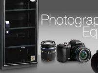 Tìm hiểu về tủ chống ẩm cho máy ảnh – máy quay phim