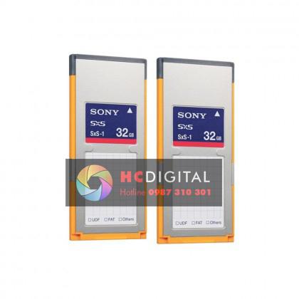 Thẻ nhớ SXS: Sony SBS-32G1C