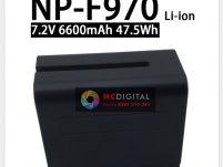Pin NP-F970 Cho Máy Ảnh, Máy Quay