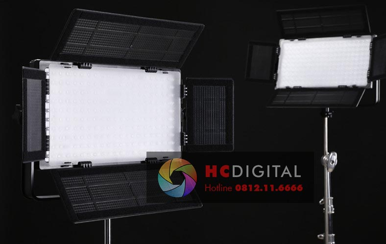 Bộ 3 Đèn LED Studio 340w Falconeyes LP